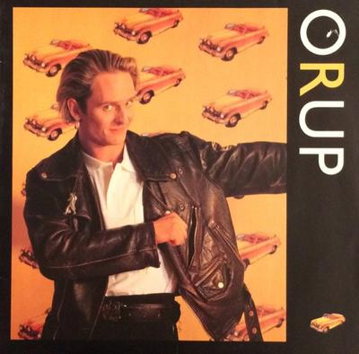 ORUP - ORUP Classic Swedish pop! (LP)