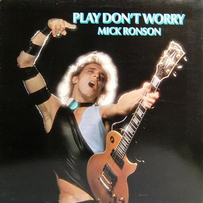 PLAY DON''T WORRY UK Pressing
