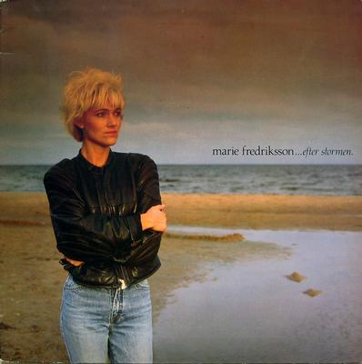 FREDRIKSSON, MARIE - …EFTER STORMEN With Innersleeve (LP)