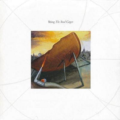 STING - THE SOUL CAGES (NL) (LP)