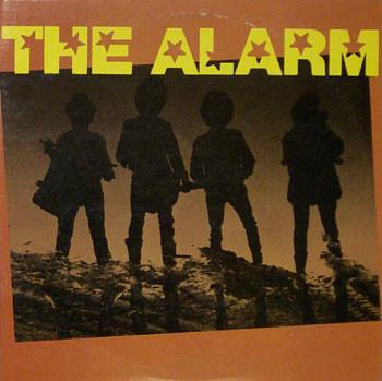 "ALARM, THE - THE ALARM Dutch pressing (12"")"