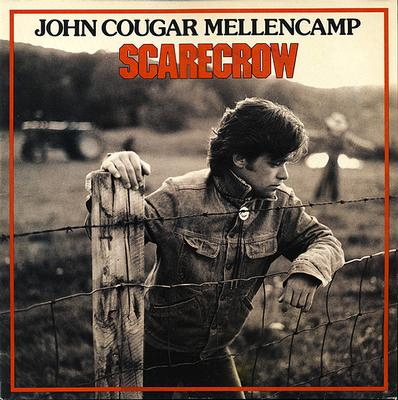 MELLENCAMP, JOHN - SCARECROW Dutch pressing (LP)