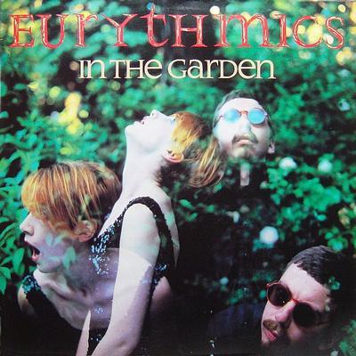 EURYTHMICS - IN THE GARDEN German Reissue With Innerssleeve (LP)