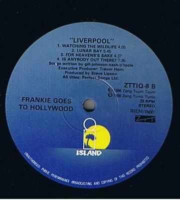 LIVERPOOL Swedish Pressing - Comes With Printed Innersleeve