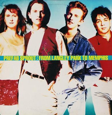 PREFAB SPROUT - FROM LANGLEY PARK TO MEMPHIS (LP)