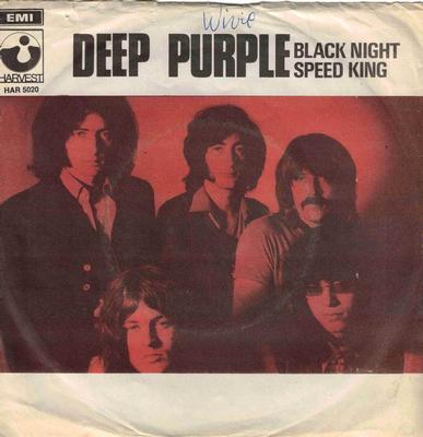 BLACK NIGHT / Speed King