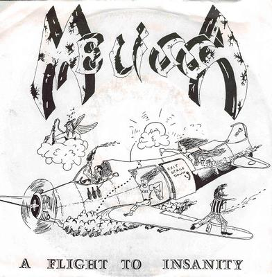 A FLIGHT TO INSANITY / Corpsacrations Death