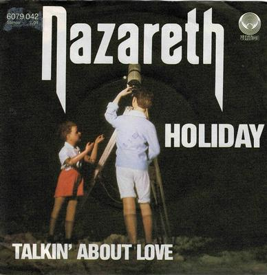 HOLIDAY / Talkin'' About Love