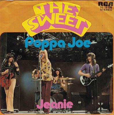 POPPA JOE / Jeanie