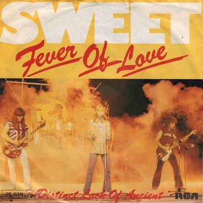 FEVER OF LOVE / A Distinct Lack Of Ancient