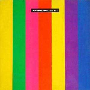 PET SHOP BOYS - INTROSPECTIVE European Pressing With Innersleeve (LP)