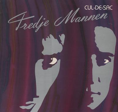 TREDJE MANNEN - CUL-DE-SAC Original With Innersleeve (LP)
