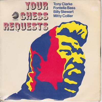 YOUR CHESS REQUESTS EP   UK pressing