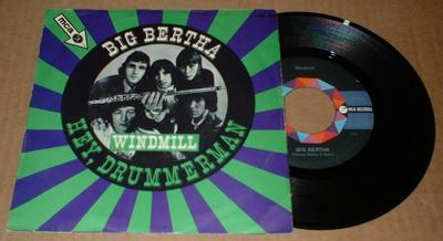 "WINDMILL - BIG BERTHA (7"")"