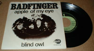 "BADFINGER - APPLE OF MY EYE (7"")"