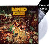 DANKO JONES - A ROCK SUPREME (CRYSTAL CLEAR VINYL) (LP)