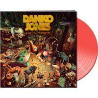 DANKO JONES - A ROCK SUPREME (NEON ORANGE VINYL) (LP)