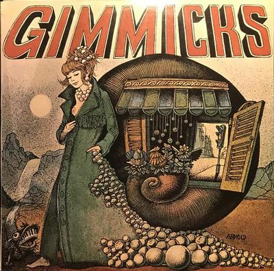 GIMMICKS, THE - MIXED UP LYDIA´S PICKIN UP... RSD 2019, Remastered 1970 album (LP)