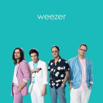 WEEZER - S/T- Teal Album (LP)