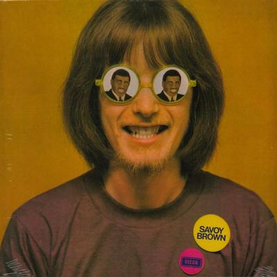SAVOY BROWN - GETTING TO THE POINT (LP)