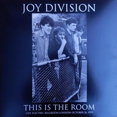 JOY DIVISION - THIS IS THE ROOM (LP)