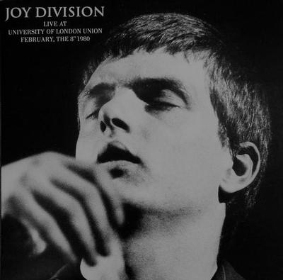 JOY DIVISION - LIVE AT UNIVERSITY OF LONDON UNION FEBRUARY, THE 8th 1980 (LP)