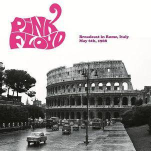 PINK FLOYD - BROADCAST IN ROME, ITALY MAY 6th, 1968 (LP)