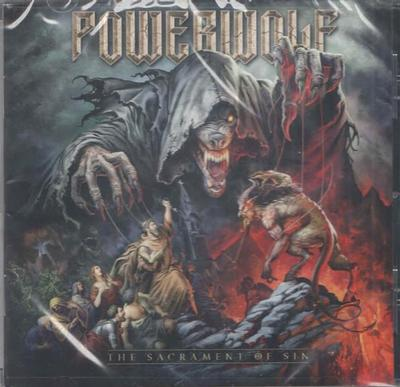 POWERWOLF - THE SACRAMENT OF SIN (2LP)