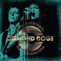 DIAMOND DOGS - RECALL ROCK N ROLL AND THE MAGIC SOUL White vinyl !!! (LP)