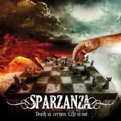 SPARZANZA - DEATH IS CERTAIN, LIFE IS NOT (LP)