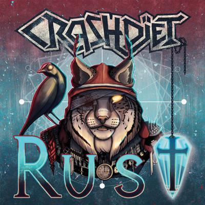 CRASHDIET - RUST White vinyl, very limited (LP)