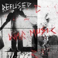 REFUSED - WAR MUSIC Bright red vinyl (LP)