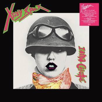 X-RAY SPEX - I AM A CLICHE RSD 2019 colored vinyl (2LP)