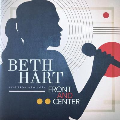 HART, BETH - FRONT AND CENTER- Live From New York 2019 RSD, red vinyl (2LP)