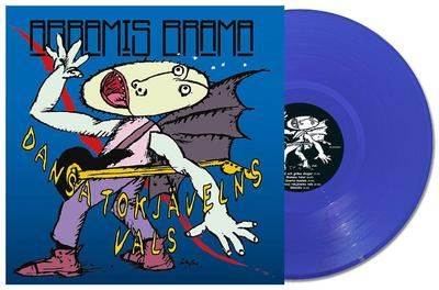ABRAMIS BRAMA - DANSA TOKJÄVELNS VALS 300x Transparent Blue vinyl (LP)