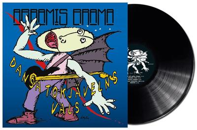 ABRAMIS BRAMA - DANSA TOKJÄVELNS VALS black vinyl (LP)