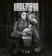 LINDEMANN - F & M 2nd 2019 album by the Rammstein mastermind (2LP)