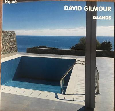 GILMOUR, DAVID - ISLANDS Reissue (LP)