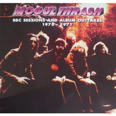 MOGUL TRASH - BBC SESSIONS AND ALBUM OUTTAKES 1970-1971 (LP)