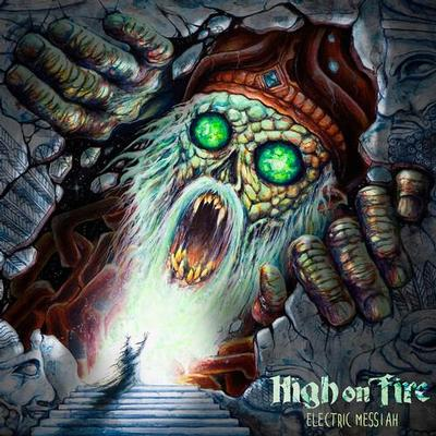 HIGH ON FIRE - ELECTRIC MESSIAH , Picture Disc, USA import (2LP)
