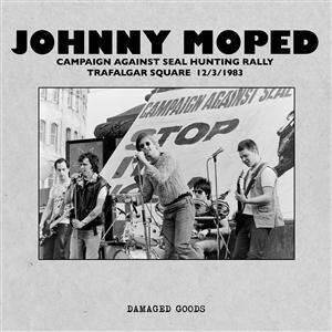 JOHNNY MOPED - LIVE AT TRAFALGAR SQUARE 1983 (LP)