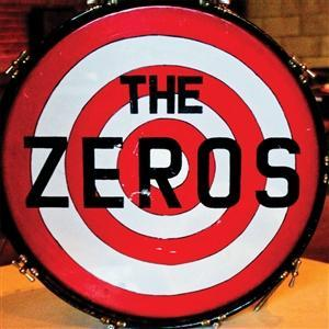 "ZEROS, THE - IN THE SPOTLIGHT / NOWHERE TO RUN (7"")"