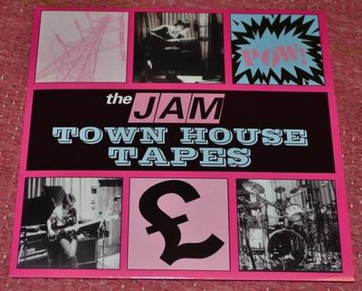 "JAM, THE - TOWN HOUSE TAPES Coloured (7"")"