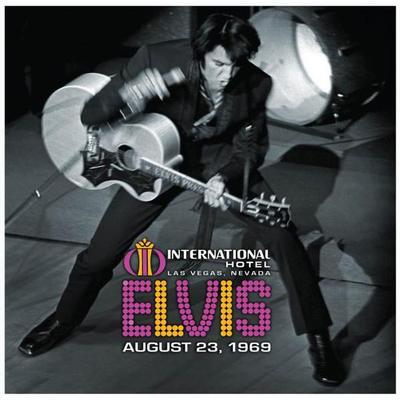 PRESLEY, ELVIS - INTERNATIONAL HOTEL LAS VEGAS NEVADA AUGUST 23, 1969, RSD 2019 (2LP)
