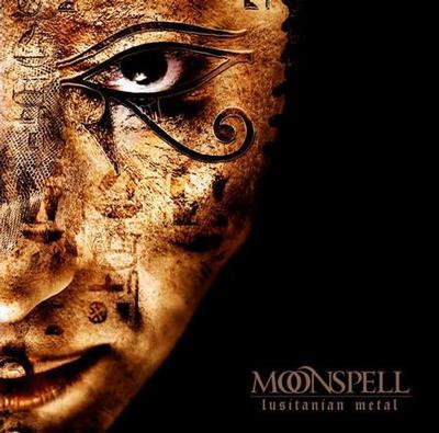 MOONSPELL - LUSITANIAN METAL clear vinyl, RSD 2019 (2LP)