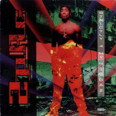 2 PAC - STRICTLY 4 MY N.I.G.G.A.Z.. Reissue of classic 1993 album (LP)