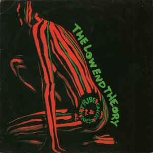 A TRIBE CALLED QUEST - THE LOW END THEORY Re. (LP)