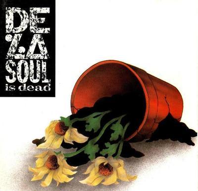 DE LA SOUL - DE LA SOUL IS DEAD (LP)