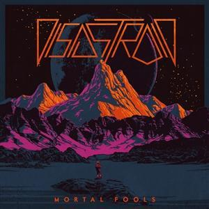 DISASTROID - MORTAL FOOLS limited Cherry vinyl (LP)