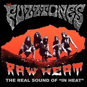 FUZZTONES - RAW HEAT (LP)
